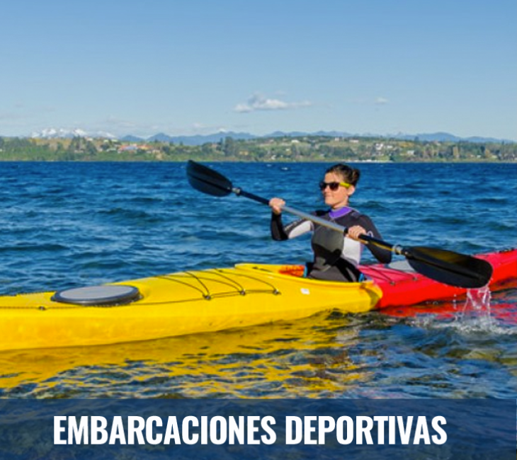 Embarcaciones deportivas