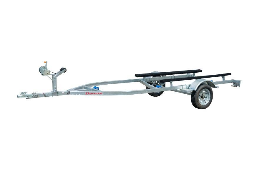 TRAILER BOTE 4.7 MTS 1 EJE GALV. CT0101