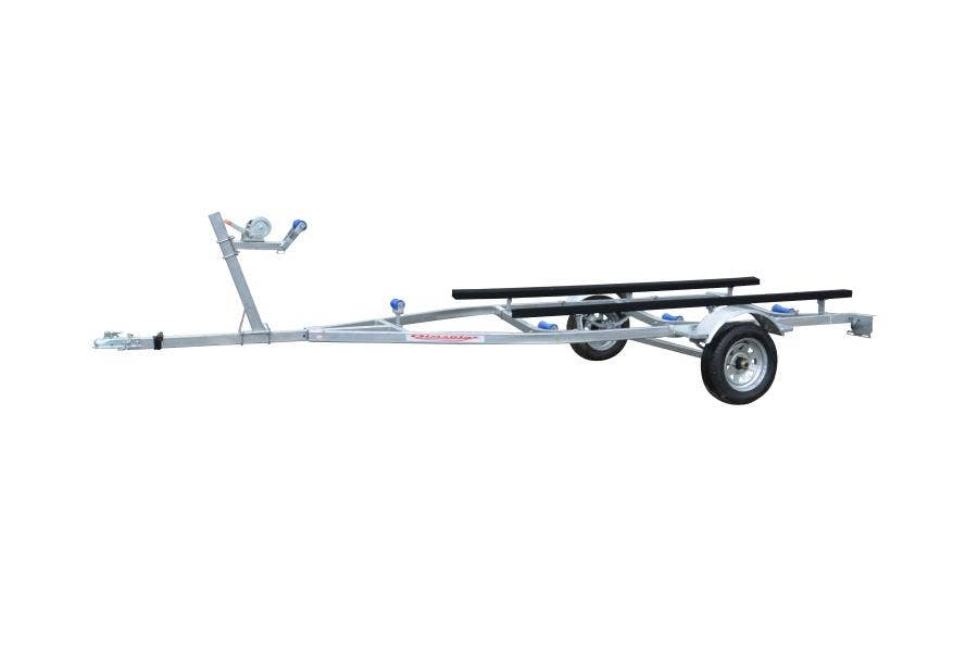 TRAILER BOTE 5.0 MTS 1 EJE GALV. BCT0104