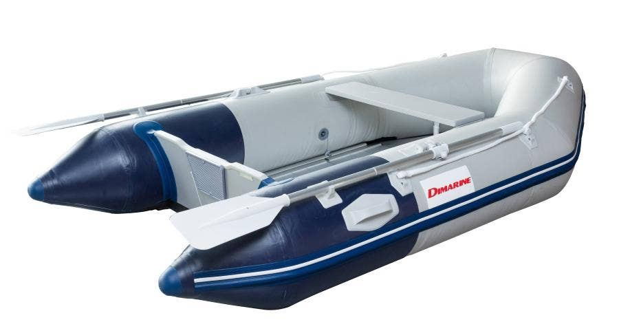 Bote Inflable Dimarine Hsm360