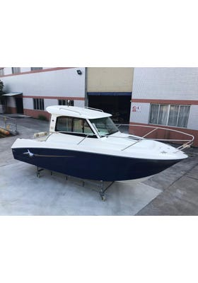 BOTE FV DEPORTIVO 6.4 MTS OCEANIA 21C (21')