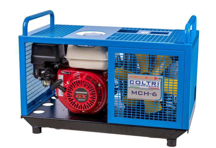 COMPRESOR COLTRI MCH6/SCH 5,5HP HONDA SC0100C