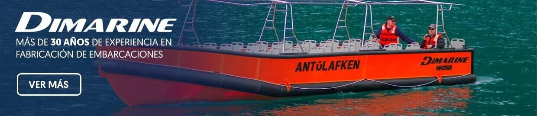 Embarcación turistica Dimarine